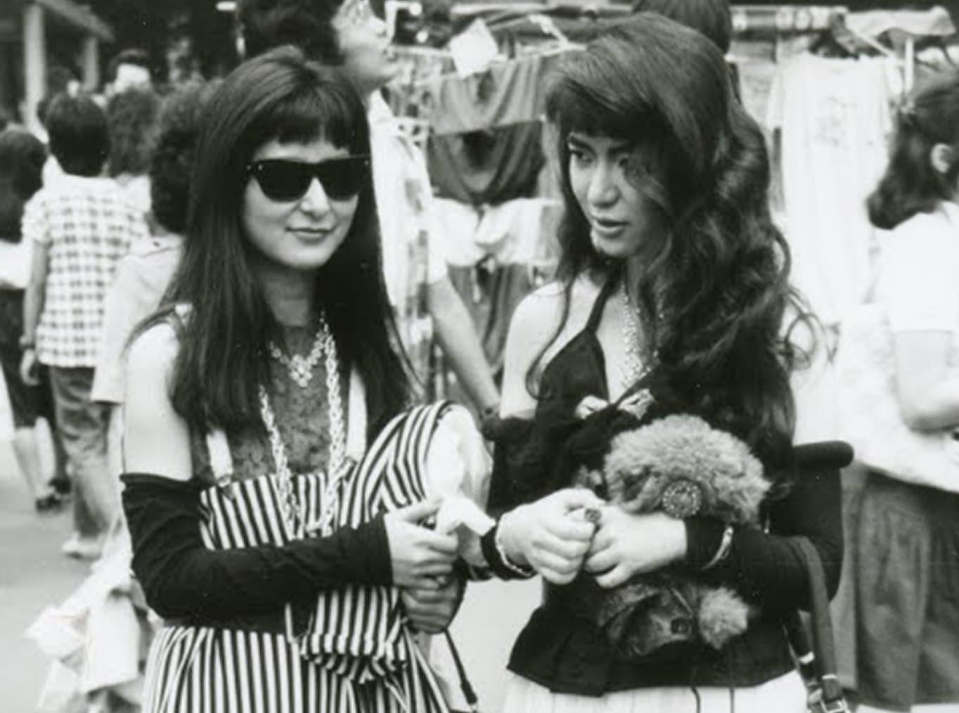 「定点観測」から見た、東京の若者とファッション・カルチャー史 【第1回】 前史~1980年代