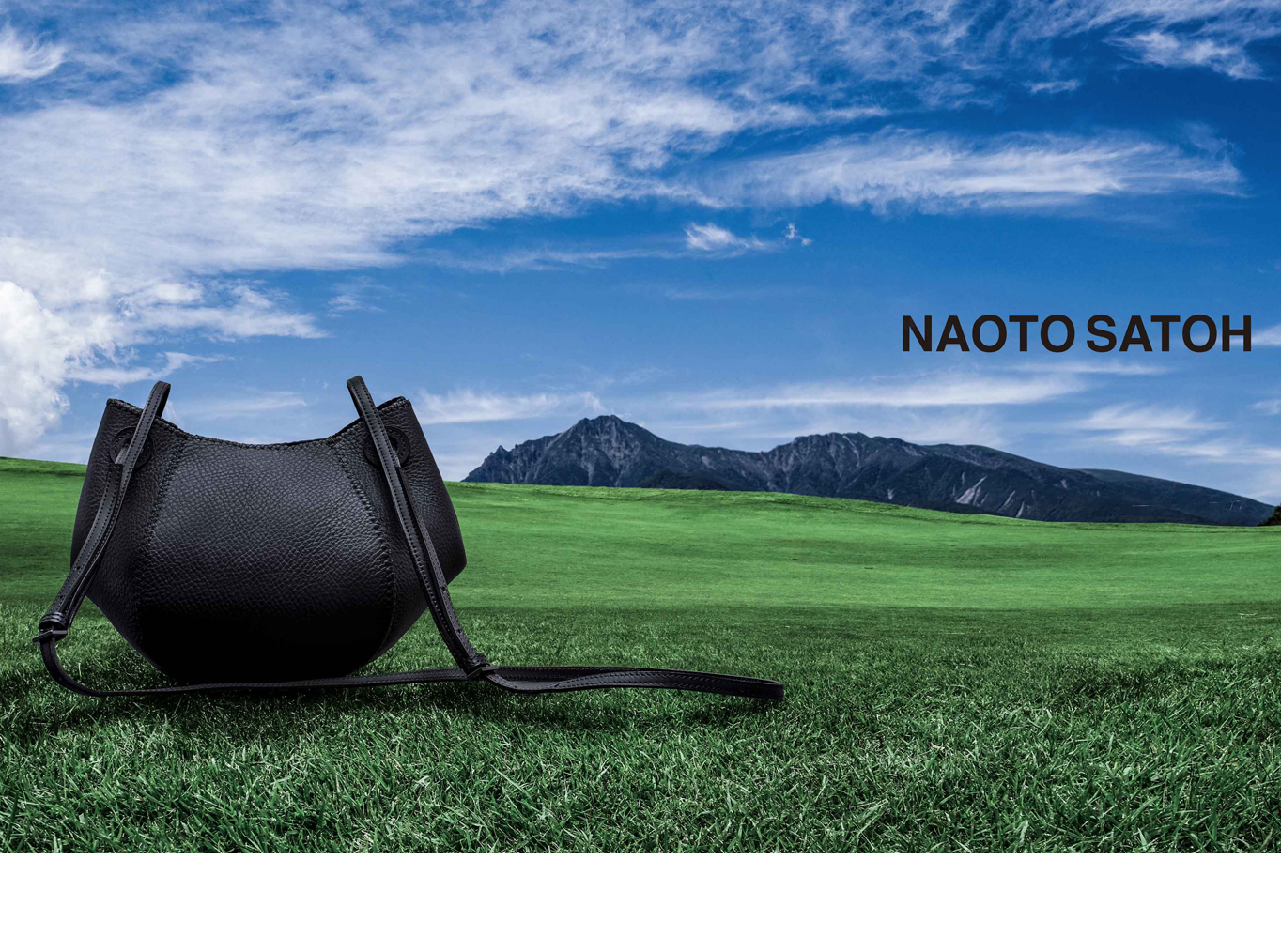 NAOTOSATOH / macole BAG EXHIBITION SPRING SUMMER 2020