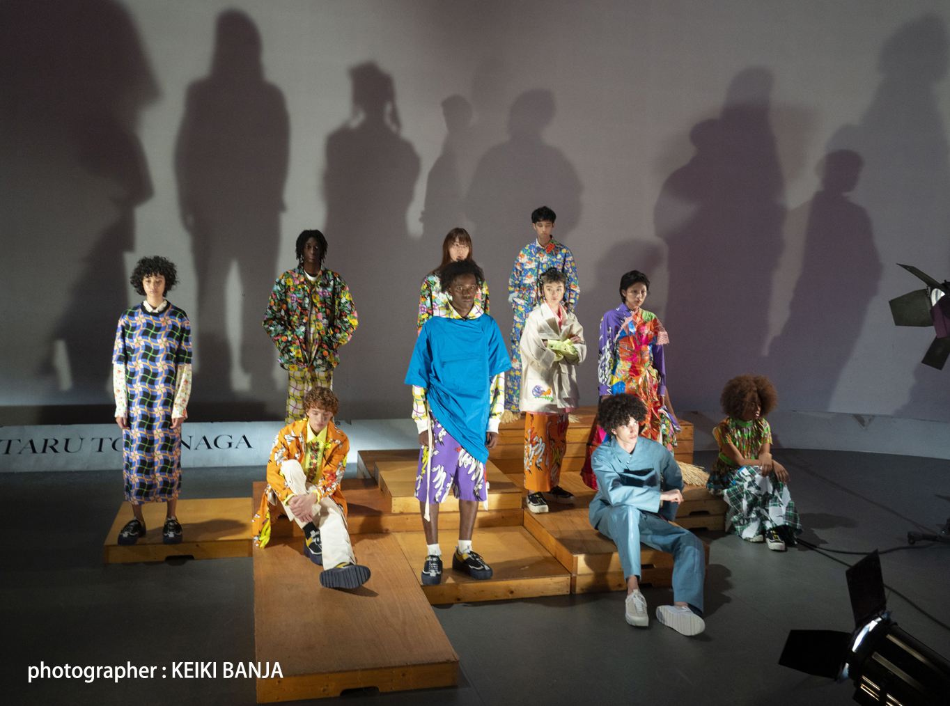 WATARU TOMINAGA EXHIBITION SPRING SUMMER 2020