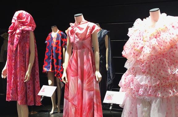 BUNKA FASHION RENAISSANCE2020<br>金沢文化服装学院作品展示